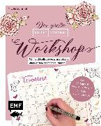 Cover-Bild zu Bullet Journal - Der große Workshop vom YouTube-Star Ladies Lounge: Bewusster leben, kreative Auszeiten planen, Träume verwirklichen und Ziele erreichen (eBook) von Lommel, Nicole
