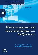 Cover-Bild zu Wissensmanagement und Kommunikationsprozesse im Kfz-Service (eBook) von Karges, Torben