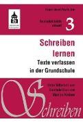 Cover-Bild zu Schreiben lernen (eBook) von Payrhuber, Franz J.