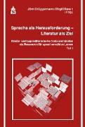 Cover-Bild zu Sprache als Herausforderung - Literatur als Ziel (eBook) von Brüggemann, Jörn (Hrsg.)