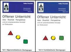Cover-Bild zu Offener Unterricht 1 und 2 von Peschel, Falko