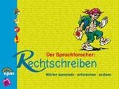 Cover-Bild zu Der Sprachforscher: Rechtschreiben. Lernbuch von Peschel, Falko