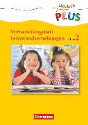 Cover-Bild zu Deutsch plus - Grundschule, Lernstandserhebungen, 2. Schuljahr, Arbeitsheft mit Lösungen von Gutzmann, Marion
