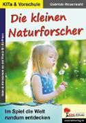 Cover-Bild zu Die kleinen Naturforscher (eBook) von Rosenwald, Gabriela