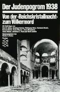 Cover-Bild zu Der Judenpogrom 1938 von Benz, Wolfgang