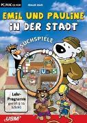 Cover-Bild zu Emil und Pauline in der Stadt (CD-ROM) von Bartl, Almuth