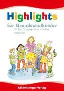 Cover-Bild zu Highlights für Grundschulkinder von Bartl, Almuth