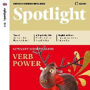 Cover-Bild zu Englisch lernen Audio - Verben (Audio Download) von Connors, Owen