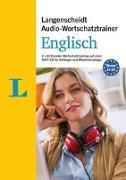 Cover-Bild zu Langenscheidt Audio-Wortschatztrainer Englisch - für Anfänger und Wiedereinsteiger von Langenscheidt, Redaktion (Hrsg.)