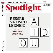 Cover-Bild zu Englisch lernen Audio - Besser Englisch lernen! (Audio Download) von Connors, Owen