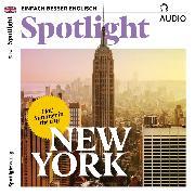 Cover-Bild zu Englisch lernen Audio - New York (Audio Download) von Connors, Owen