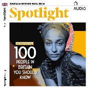Cover-Bild zu Englisch lernen Audio - 100 people in Britain you should know (Audio Download) von Connors, Owen