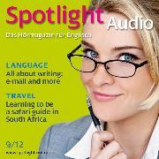 Cover-Bild zu Englisch lernen Audio - Safari in Südafrika (Audio Download) von Forbes, Rita