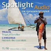 Cover-Bild zu Englisch lernen Audio - Sansibar (Audio Download) von Forbes, Rita