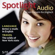Cover-Bild zu Englisch lernen Audio - E-Mails auf Englisch (Audio Download) von Forbes, Rita