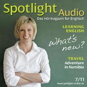 Cover-Bild zu Englisch lernen Audio - Neue Wege, um Englisch zu lernen (Audio Download) von Forbes, Rita