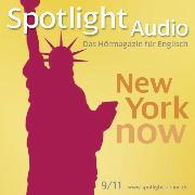 Cover-Bild zu Englisch lernen Audio - New York heute (Audio Download) von Forbes, Rita