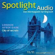 Cover-Bild zu Englisch lernen Audio - Londons dunkle Seite (Audio Download) von Forbes, Rita