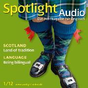 Cover-Bild zu Englisch lernen Audio - Schottland (Audio Download) von Forbes, Rita