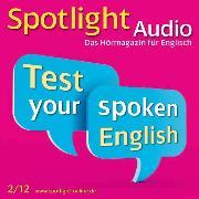 Cover-Bild zu Englisch lernen Audio - Sprechfertigkeit (Audio Download) von Taylor, Ken