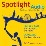Cover-Bild zu Englisch lernen Audio - Olympiastadt London (Audio Download) von Sharp, Inez