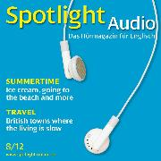 Cover-Bild zu Englisch lernen Audio - Urlaub, Strand und mehr (Audio Download) von Erpf, Elisabeth