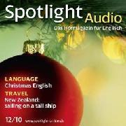 Cover-Bild zu Englisch lernen Audio - Weihnachten (Audio Download) von Forbes, Rita