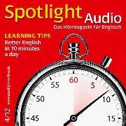 Cover-Bild zu Englisch lernen Audio - Viel lernen mit 10 Minuten Englisch am Tag (Audio Download) von Sharp, Inez