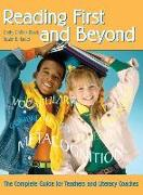 Cover-Bild zu Reading First and Beyond: The Complete Guide for Teachers and Literacy Coaches von Block, Cathy Collins (Hrsg.)