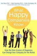 Cover-Bild zu What Happy Companies Know (eBook) von Baker, Dan