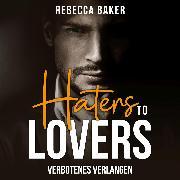 Cover-Bild zu Haters to Lovers (Audio Download) von Baker, Rebecca