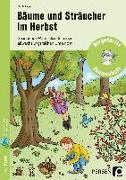 Cover-Bild zu Bäume und Sträucher im Herbst von Weber, Nicole