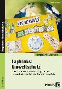 Cover-Bild zu Lapbooks: Umweltschutz - 2.-4. Klasse von Kirschbaum, Klara