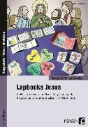 Cover-Bild zu Lapbooks: Jesus - 2.-4. Klasse von Kirschbaum, Klara