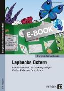 Cover-Bild zu Lapbooks: Ostern - 1.-4. Klasse (eBook) von Kirschbaum, Klara