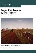 Cover-Bild zu Major Problems in Texas History von Haynes, Sam W.