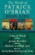 Cover-Bild zu The World of Patrick O'Brian (eBook) von King, Dean