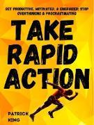 Cover-Bild zu Take Rapid Action (eBook) von King, Patrick