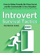 Cover-Bild zu Introvert Survival Tactics (eBook) von King, Patrick