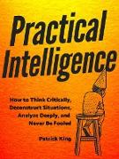 Cover-Bild zu Practical Intelligence (eBook) von King, Patrick