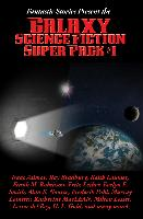 Cover-Bild zu Fantastic Stories Present the Galaxy Science Fiction Super Pack #1 (eBook) von Pangborn, Edgar