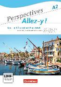 Cover-Bild zu Perspectives - Allez-y! A2. Kurs- und Übungsbuch Französisch. Lehrermaterialien von Delacroix, Anne