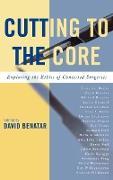 Cover-Bild zu Benatar, David (Hrsg.): Cutting to the Core