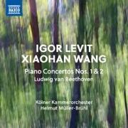 Cover-Bild zu Levit, Igor: Klavierkonzerte 1 & 2