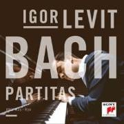 Cover-Bild zu Levit, Igor (Komponist): Partitas I-VI BWV 825-830