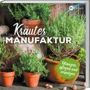 Cover-Bild zu Kräuter-Manufaktur von LV Buch (Hrsg.)