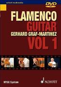 Cover-Bild zu Graf-Martinez, Gerhard: Flamenco Guitar Method 1