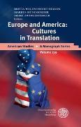 Cover-Bild zu Waldschmidt-Nelson, Britta (Hrsg.): Europe and America: Cultures in Translation