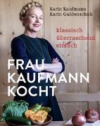 Cover-Bild zu Frau Kaufmann kocht