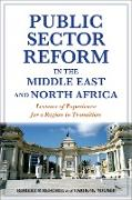 Cover-Bild zu eBook Public Sector Reform in the Middle East and North Africa